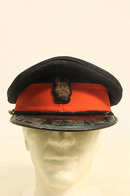 A British Army Officer's Cap