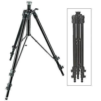 New In Box Manfrotto 161MK2B Super Professional Tripod Mark 2 Support Up To 20KG