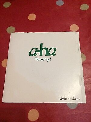 "A-ha! 'Touchy!' 7"" vinyl"