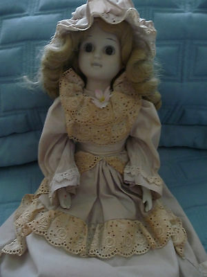 Vintage Bed Doll From 1980's