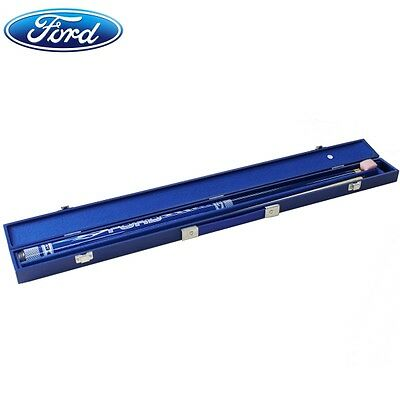 FORD Wooden Pool Cue and Case (Official Licensed)