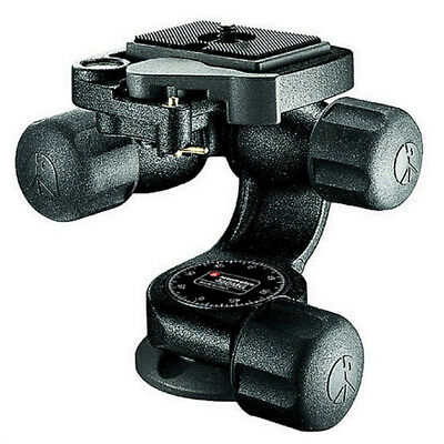 New In Box Manfrotto 460MG 3D Magnesium Head Hydrostatic with RC2 Quick Release‎