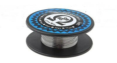 LOT 5 VapeThink Kanthal A1 Heating Wire for RBA 30 AWG 10m