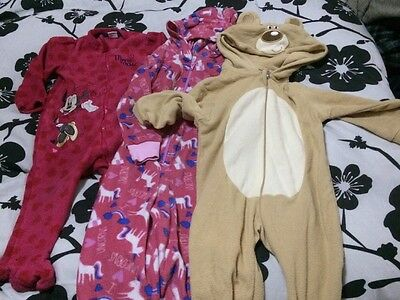 Bundle Of Play suits 12-18 Months