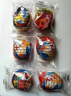 Kellogg's World Cup Balls New Tracked Postage