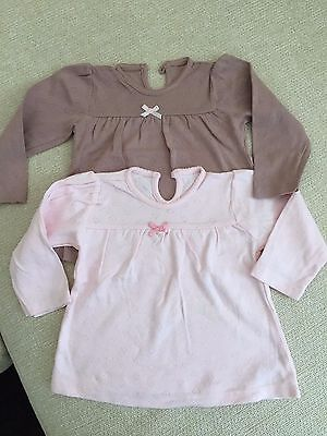 Baby Girl Blouse Top 9-12 mths
