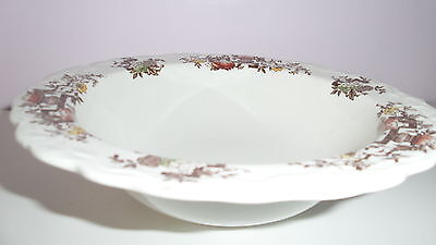 Made in England Crown Ducal Formosa vintage tureen without lid