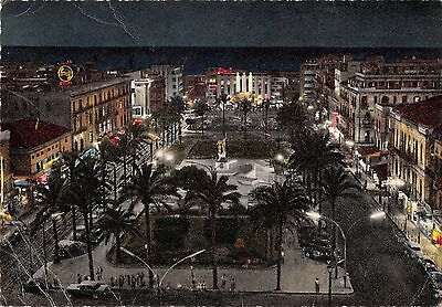 MIN000034 Lebanon Beirut Martyrs Square Palm tree Night view Philips advertising