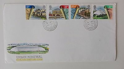 Gb First Day Cover ( Urban Renewal ) 1984