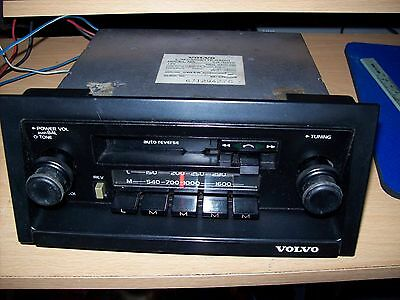 Volvo Radio Cassette In Good Working Order Ideal For Classic Car