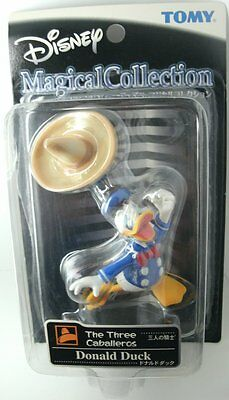 The Three Caballeros Donald Duck Figure Disney Magical Collection 064 TOMY