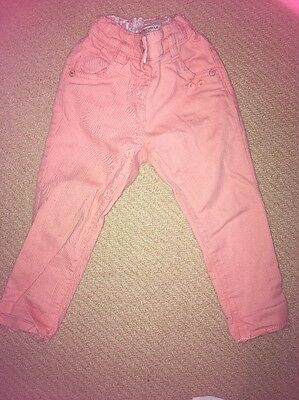 Bundle Of Girls Jeans Age 12-18 Months