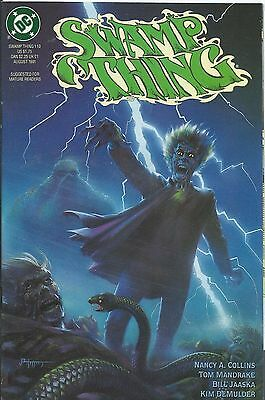 Swamp Thing #110 - August 1991