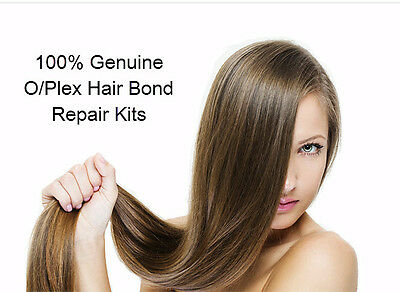 100% Genuine O/Plex No1, No2 And No3 Hair Bond Repair Serum Kits 20ml - 500ml
