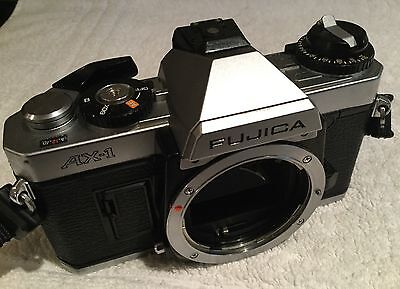 FUJICA AX-1 35mm FILM CAMERA BODY