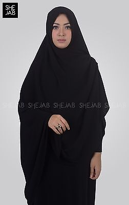 Shejab Khimar Long Hijab Made In Indonesia