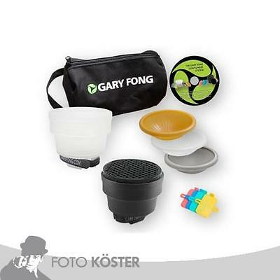 Gary Fong Collapsible Fashion & Commercial Lighting Kit (GF-LSC-SMF) NEU OV