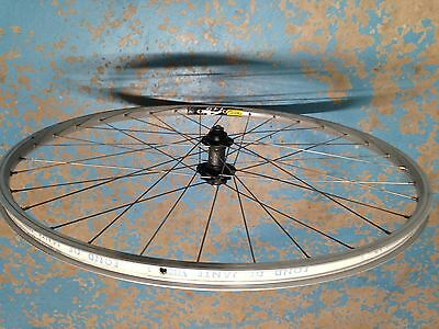 Mavic rim Road bike wheel. 700c Front Wheel.