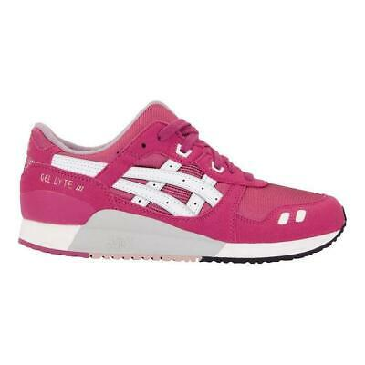 2838f3471e47a FILLES JUNIORS ASICS Gel-Lyte III Gs Malaga Baskets C5A4N3201 - EUR ...