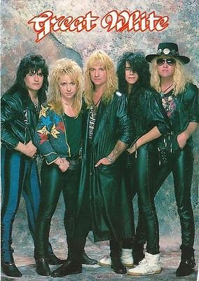 Great White Postcard - Group