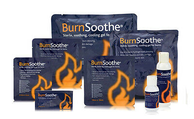 Burnsoothe Reliburn Burns Dressing from Reliance Medical (Various Sizes)