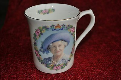 Queen Mother/ 100  Glorious  Years  Cup