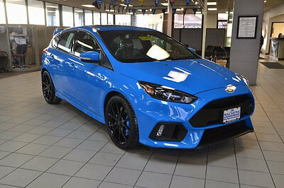 2017 Ford Focus RS Hatch 2017 FORD FOCUS RS