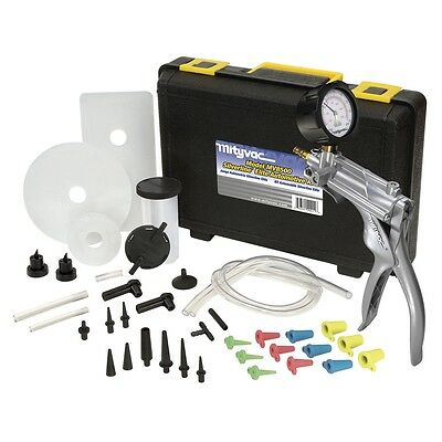 Mityvac MV8500 Silverline Elite Hand Vacuum / Pressure Pump Automotive Kit MTY-M