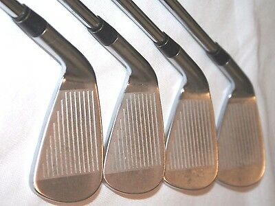 Callaway Diablo forged 4-PW iron set with N.S.Pro 1100GH Uniflex steel shafts