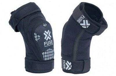 Fuse Full Defense Soft Elbow Pads. Large