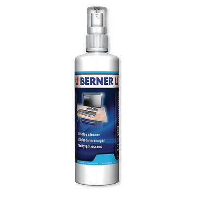 Bildschirm Reiniger TFT Display Cleaner Berner Smartphone Touch-Pad 250ml 216045