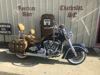 2014 Indian Chief Vintage  2014 Indian Chief Vintage loaded with extras