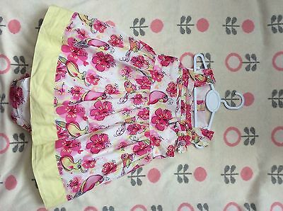 Marks and Spencer baby girl dress and knicker set - 3-6 months