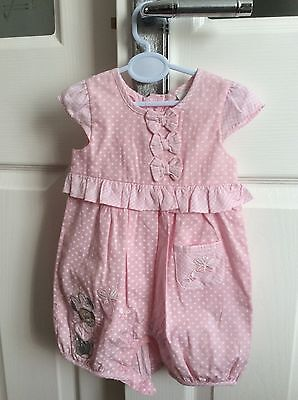 Disney baby girl romper suit - up to 3 months