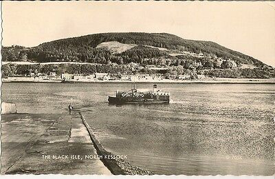 "Postcard - ""The Black Isle, North Kessock"", Posted (1960s?), RP"