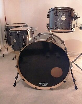 PDP PLATINUM SERIES SHELL PACK by DW DRUMS