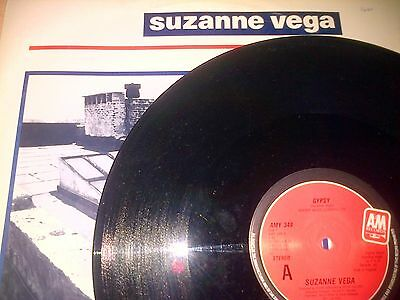 Suzanne Vega - Gypsy - Multi Track 12 Inch Vinyl Single (Ex)