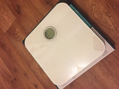 Fitbit Aria Wifi Smart Scale White In Box