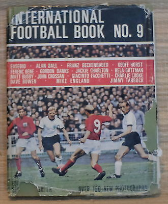 Great Book - International Football No.9 Published 1967