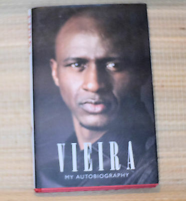Great Book Vieira My Autobiography Published 2005