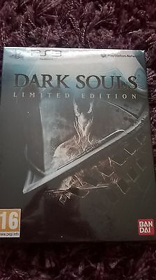 Dark Souls Limited Edition PS3 Brand New Sealed last listing