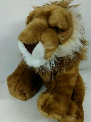 Keel Toys Simply Soft Collection 15 Inch Sitting Lion