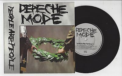 "Depeche Mode - People Are People (7"", Single) EX/EX"