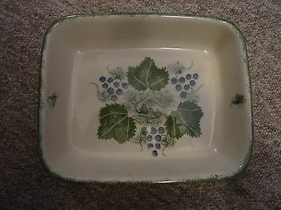 lovely Poole pottery dish