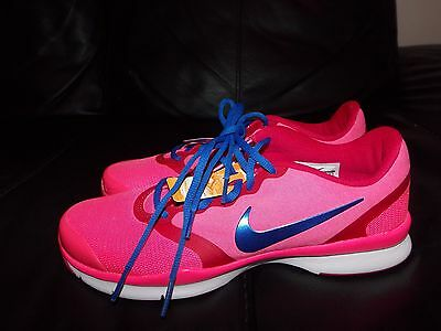 Brand New Ladies Nike Tr4 'in Season Running' Trainers Rrp £75 Uk Size 6