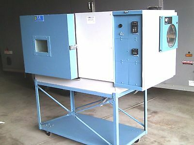 TENNEY LR Environmental Test Chamber MODEL BTS -34c to + 200c MFG REFURBISHED RC