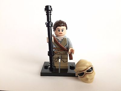 LEGO 75099 Star Wars Rey Minifigure Minifig New