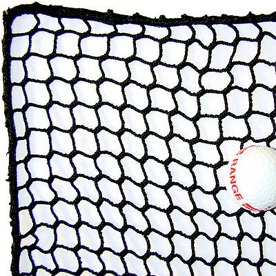 10' X 10' Golf Barrier & Containment Netting, #21 Polypro Netting, NEW