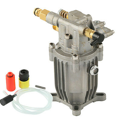 "Generic Replacement 2200 psi Horizontal Pressure Washer Pump 3/4"" Crankshaft"