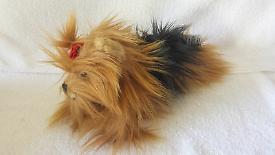 "Russ Yomiko Classics 10"" Yorkshire Terrier Dog Super cute soft Puppy Realistic!"